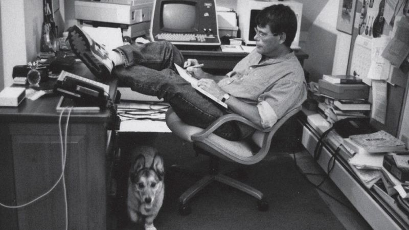 12 Lessons on Writing by Stephen King | by N.A. Turner | Publishous | Medium